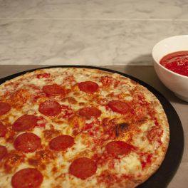 Pizza Salamino Sottile Roncadin CT  10