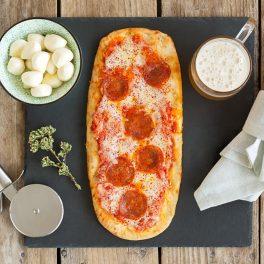 Pizza Pala Salamino Roncadin CT  16