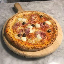 Pizza Prosciutto/Olive Roncadin CT  12