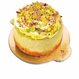 Torta Mono Cheesecake Pistacchio Ciocc. CT  12