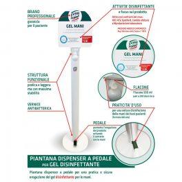 Piantana Lysoform Medical PZ   1