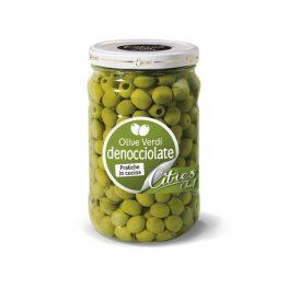 Olive Verdi Snocciolate Kg. 1,55 PZ   1