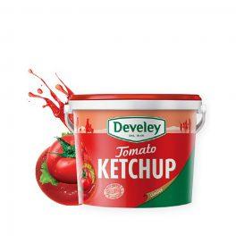 Ketchup Secchiello Kg.5 CT   1