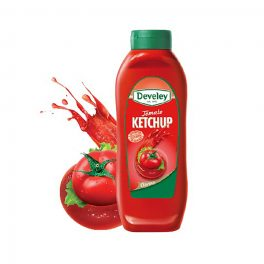 Ketchup Squeezy Ml 875 PZ   1