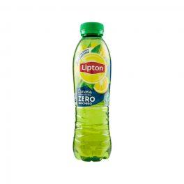 Lipton Ice Green Tea Zero Limone 500ml CT  12