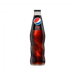 Pepsi Max Zero Vetro 33cl CT  24