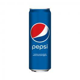 Pepsi Lattina 33cl CT  24