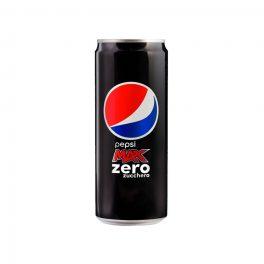 Pepsi Max Zero Lattina 33cl CT  24