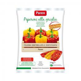 Peperoni Grigliati Kg.1 CT   1