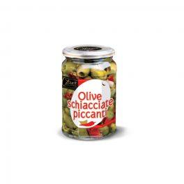 Olive Verdi Schiacc. Pic. G.520 PZ   1