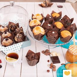 Muffin Al Cioccolato CT  20