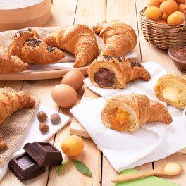 Re Croissant Cioccolato CT  45