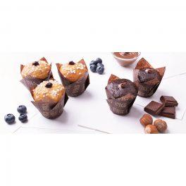 Mini Muffin Al Cioccolato CT  40