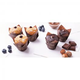 Mini Muffin Mirtillo CT  40