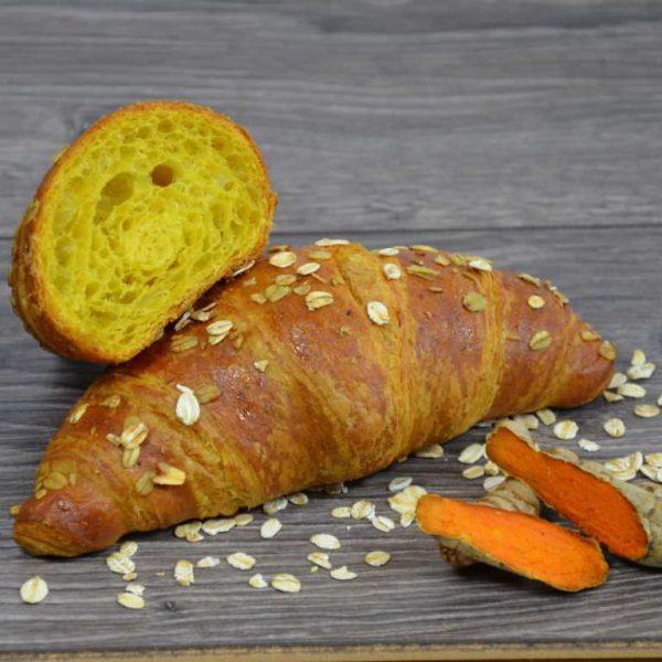 Croissant Curcuma Veg. Lizzi CT  48